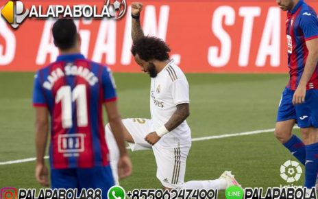 Marcelo pun Berlutut demi George Floyd