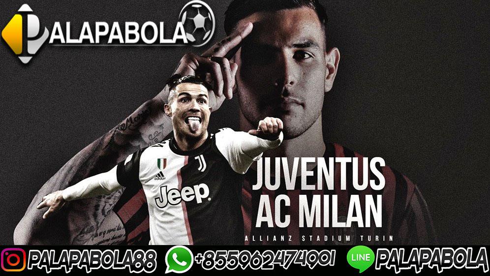 Coppa Italia Juventus Vs AC Milan.