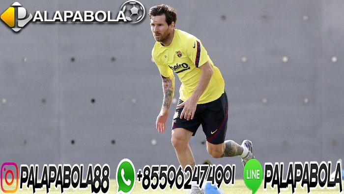 Soal Kondisi Messi, Baik-Baik Saja.