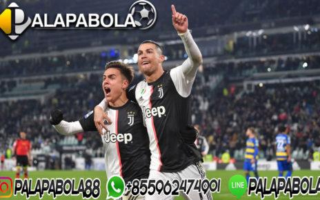 Ronaldo Dybala Sulit Diduetkan di Juventus