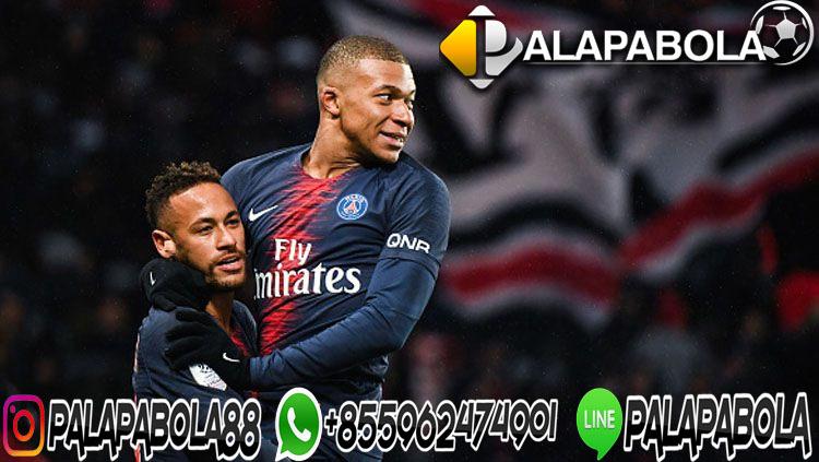 PSG Sanggup Pertahankan Neymar Dan Mbappe