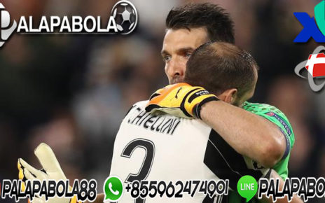 Chiellini dan Buffon Setahun Lagi di Juventus