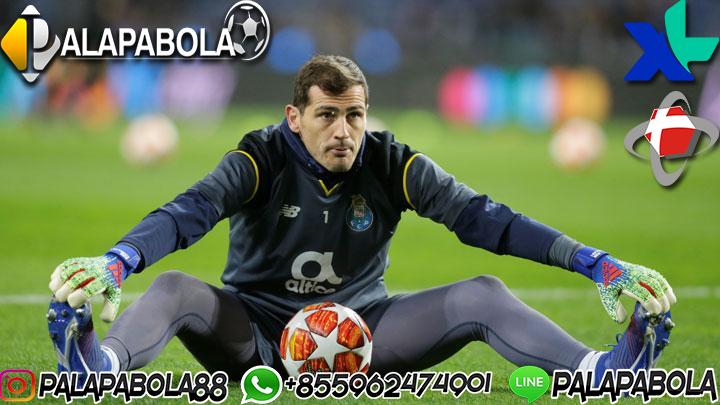Iker Casillas Bakal Balik ke Madrid