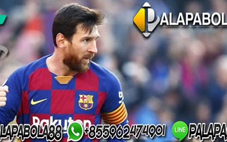 Lionel Messi kabarnya ingin meninggalkan Barcelona