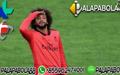 Madrid Terancam Tanpa Marcelo di Laga LaLiga