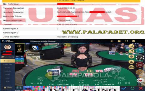 Live Casino di Temani Bandar Cantik Selalu Memberikan Jackpot
