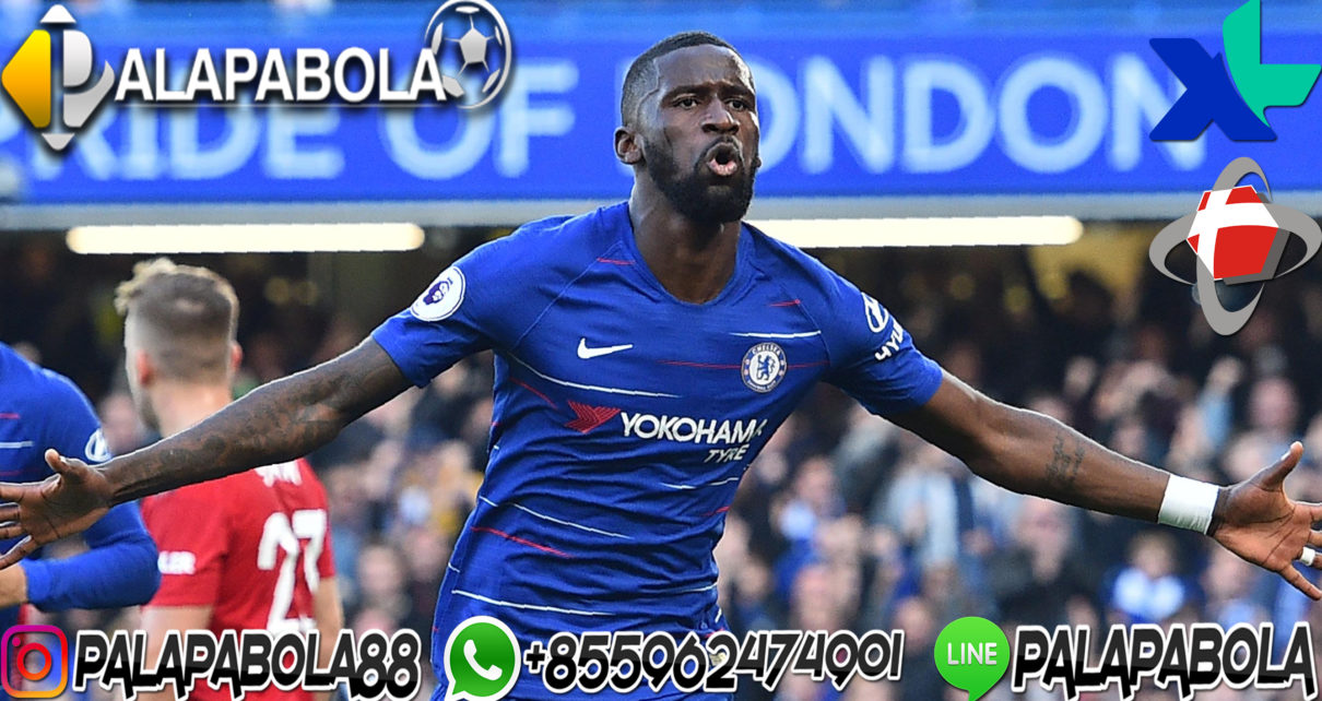 Liverpool Incar Bek Chelsea Antonio Rudiger