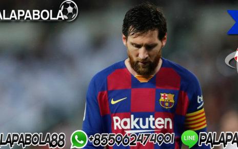 Messi Ingin Tinggalkan Barcelona