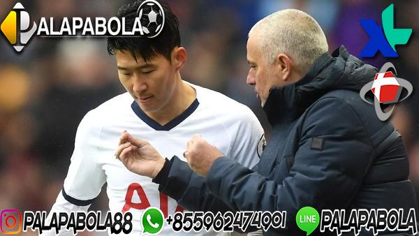 Demi Son Mourinho Belajar Bahasa Korea