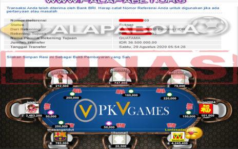 Poker Pkv Palapabola Memang Sudah Tidak di Ragukan Lagi