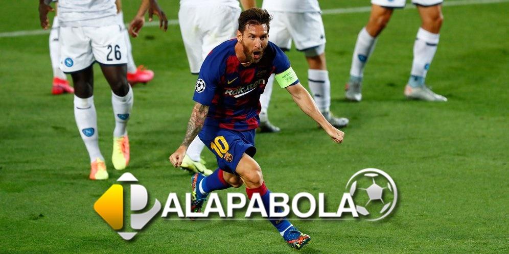 Aura Kapten Messi Keluar di Jeda Babak Pertama