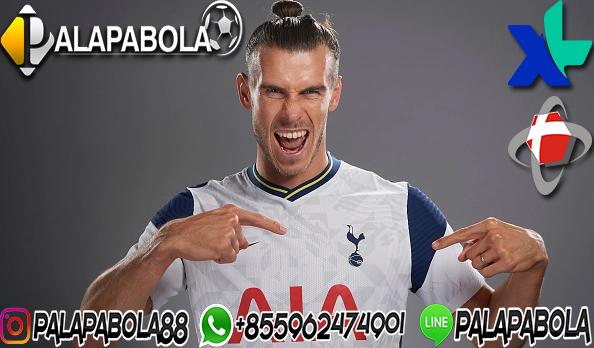 Gareth Bale Akhirnya Pulang ke Tottenham