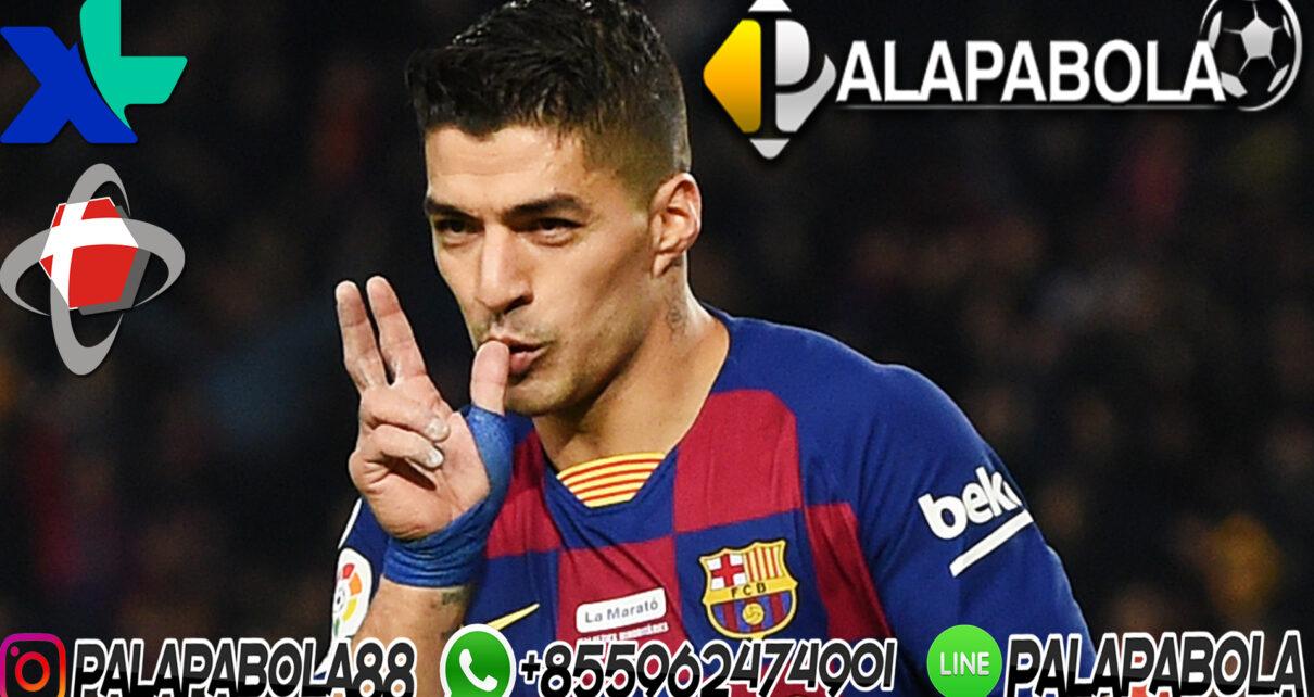 Bursa Transfer Suarez ke Atletico Madrid