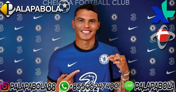 Beruntungnya Chelsea Dapat Thiago Silva