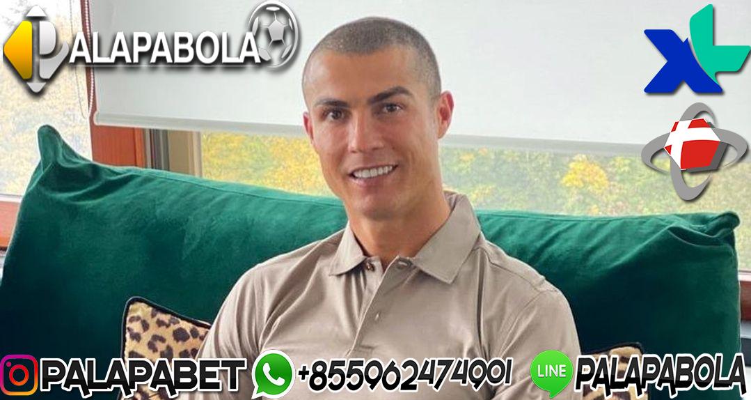 Cristiano Ronaldo Sembuh dari COVID 19