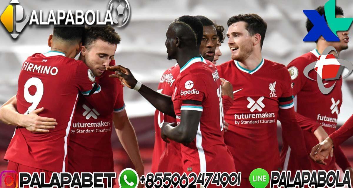 Liverpool Libas Leicester Tiga Gol Tanpa Balas