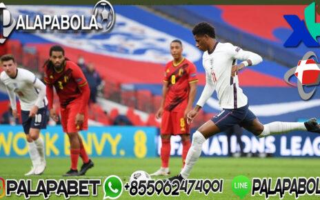 Inggris Tak Beruntung Kalah dari Belgia