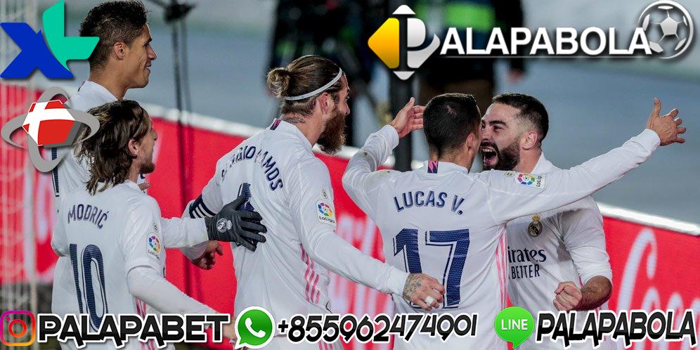 Real Madrid Sudah Bangkit