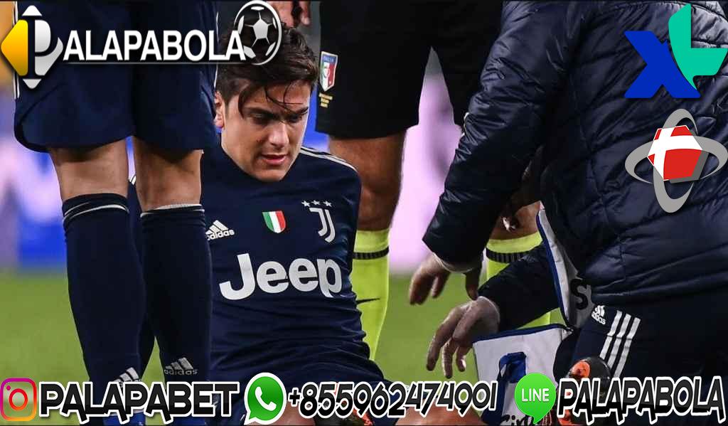 Juventus Kehilangan Dybala Lawan Inter dan Napoli